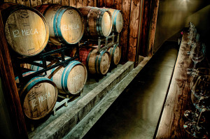 Langley, Barrel, Cellar, Tasting Room, tours, France,
